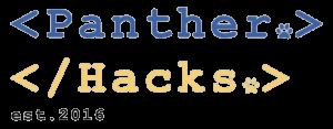 Panther Hacks Logo